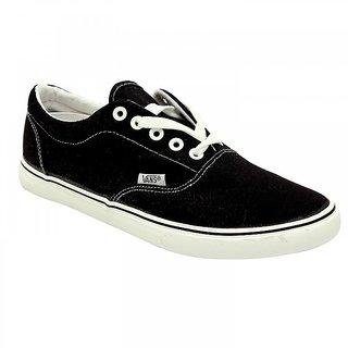Men's Black And White Shoes