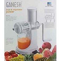 Ganesh Fruit And Vegetable Juicer