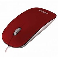 Astrum Aero Smart USB Mouse Optical 1000dpi Dark Red