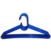 Multi-Purpose Plastic Hangers (Set Of 12 Pcs.)