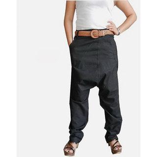 Trousers Harem Pants, Ninja Full Length, Unisex Cotton