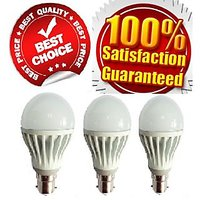 Led bulb 5w led bulb pack of 3
