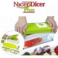 Fruit Slicer, Vegetable Cutter, Vegetable Chopper Plus All In One