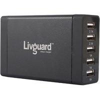 Livguard Penta USB Charger