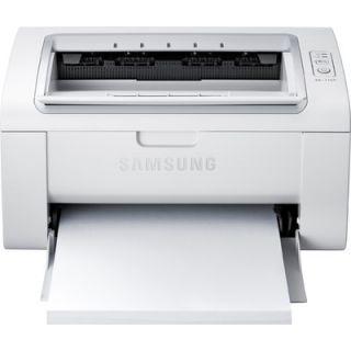 Samsung ML-2166W Laser Printer - Mono (White)