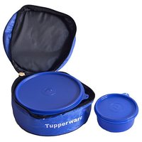 Tupperware Classic Lunch Box With Bag, 3-Pieces (192)