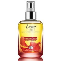 Dove Nourished Shine Hair Oil