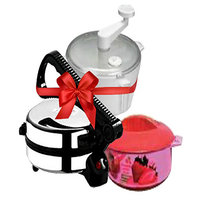 Branded Electric Roti Maker + Atta Maker + Free Hotpot - 78976720