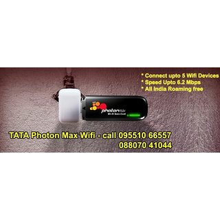 TATA Photon Max Wifi available at ShopClues for Rs.2199