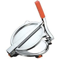 RBJ Puri Chapati Maker Press Stainless Steel 15 CM