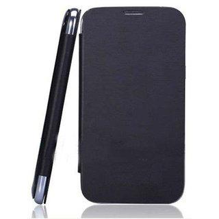ClickAway Nokia Lumia 720 Flip Cover   Black available at ShopClues for Rs.135