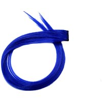 Majik Baby Hair Extension Blue Color With Clip In Straight Piece