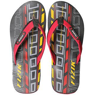 FIZIK Men's Flip Flop Black-Red (Speed-2)