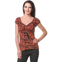 Womens Corset Gypsy Top