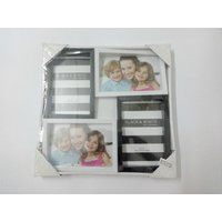 Aardee Gifts Set Of Four Black & White Photo Frames