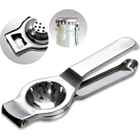 2 in 1 Lemon Squeezer With Bottle Opener