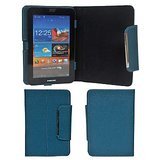 Novel 7 Inch Tourqouise Blue , Tablet Case Cover For Hcl Me Connect 2G Tab V1 (4Gb)