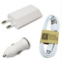 3 In 1 Charger for Samsung mobile , NOKIA  , OTHER MICRO USB