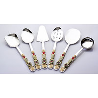 Serving Spoon Set Of 6 Pieces