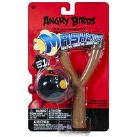Angry Birds Tech4Kids  Mashems Power Launcher - Black Bird Toy