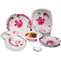 ShaRivz Designer Dinner Set - 32 Pcs