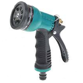 CAR/BIKE WASHING WATER SPRAY GUN 8 PATTERN BRASS NOZZLE available at ShopClues for Rs.139