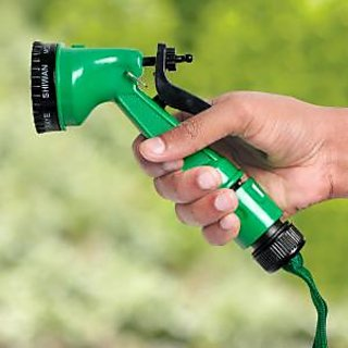 MULTIPURPOSE Spray Gun Water Gun Hose Gun Car Wash Gun BIKE Wash Gun PET WASH Gun available at ShopClues for Rs.145