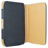 Totta Pu Leather Belt Pouch For Intex Aqua Glory-Black