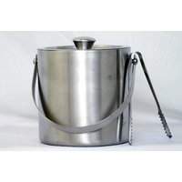 Ceynowa Double Wall Ice Bucket With Tong