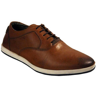 Burkley Jamey Men's Casual Shoes Brown