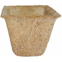 Coconut Fibre Small Square Pot Planter Flower Indoor Plants Gardening 10 Qty