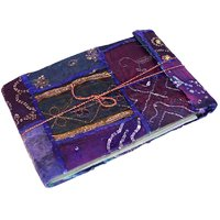 R S Jewels Patchwork Paper Photo Album