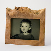 Handicrafted Wooden Photo Frame