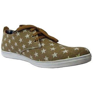 VLS-28 Men's Brown Casual Shoes