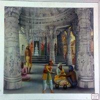 Jaini Mandir Painting