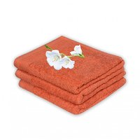 FACE TOWELS BY FIFTH ELEMENT SET OF THREE FET5011