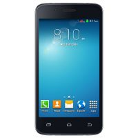 Vox Kick K5 Dual Sim 3G Android Smartphone (Black)