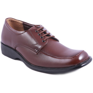 Balujas Brown Men's Formal Shoes - 80680558