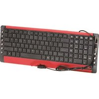 Zebion K316 Chicklet Multimedia USB Keyboard