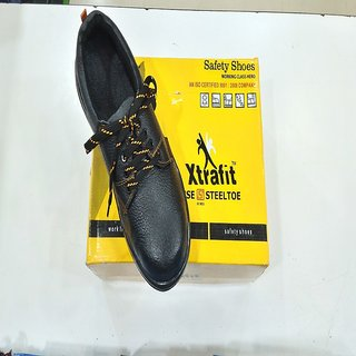 Xtrafit Safety Shoe available at ShopClues for Rs.1000