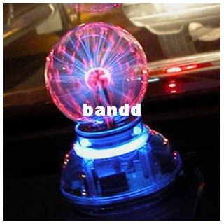 Free Shipping High quality Glass Plasma Ball Sphere USB+vehicle mounted+audio control+Gift box Lightning Light Lamp Party available at ShopClues for Rs.1158
