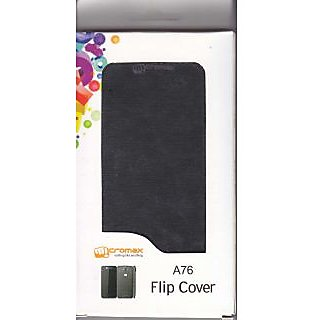 MICROMAX  FLIP COVER  A76 available at ShopClues for Rs.199