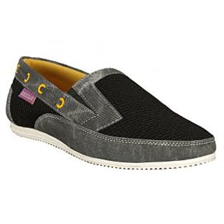 Zezile Men's Black Casual Shoes - 78005320