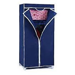 Folding Wardrobe Cupboard Stylish & Space Saving Almirah Best Quality available at ShopClues for Rs.1799