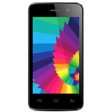 Videocon Z40 Lite+ 4 GB (Black)
