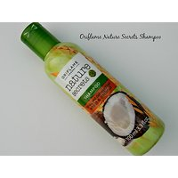 Nature Secret Shampoo For Dry And Damaged Hair Wheat And Coconut -100ml