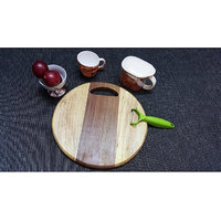 Onlineshoppee Sheesam & Pine Wood Best Quality Kitchen Chopping Board