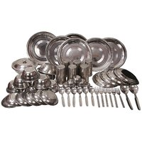 Slevin 54 Pcs Stainless Steel Dinner Set