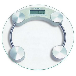 Weighing Machine Digital Personal Bathroom Scale available at ShopClues for Rs.998