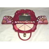 Ads PURSE Shaped Fashion Make-Up Kit(get Free Gift Of Revlon Pencil Free)